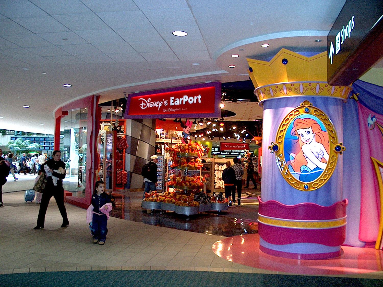 Disney's EarPort