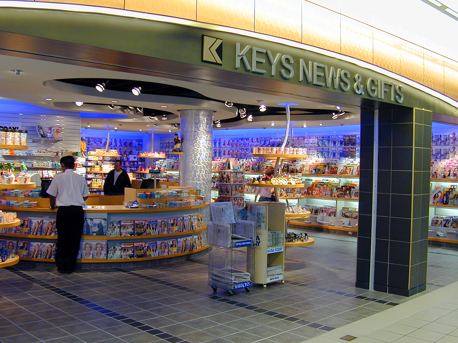 Keys News & Gifts