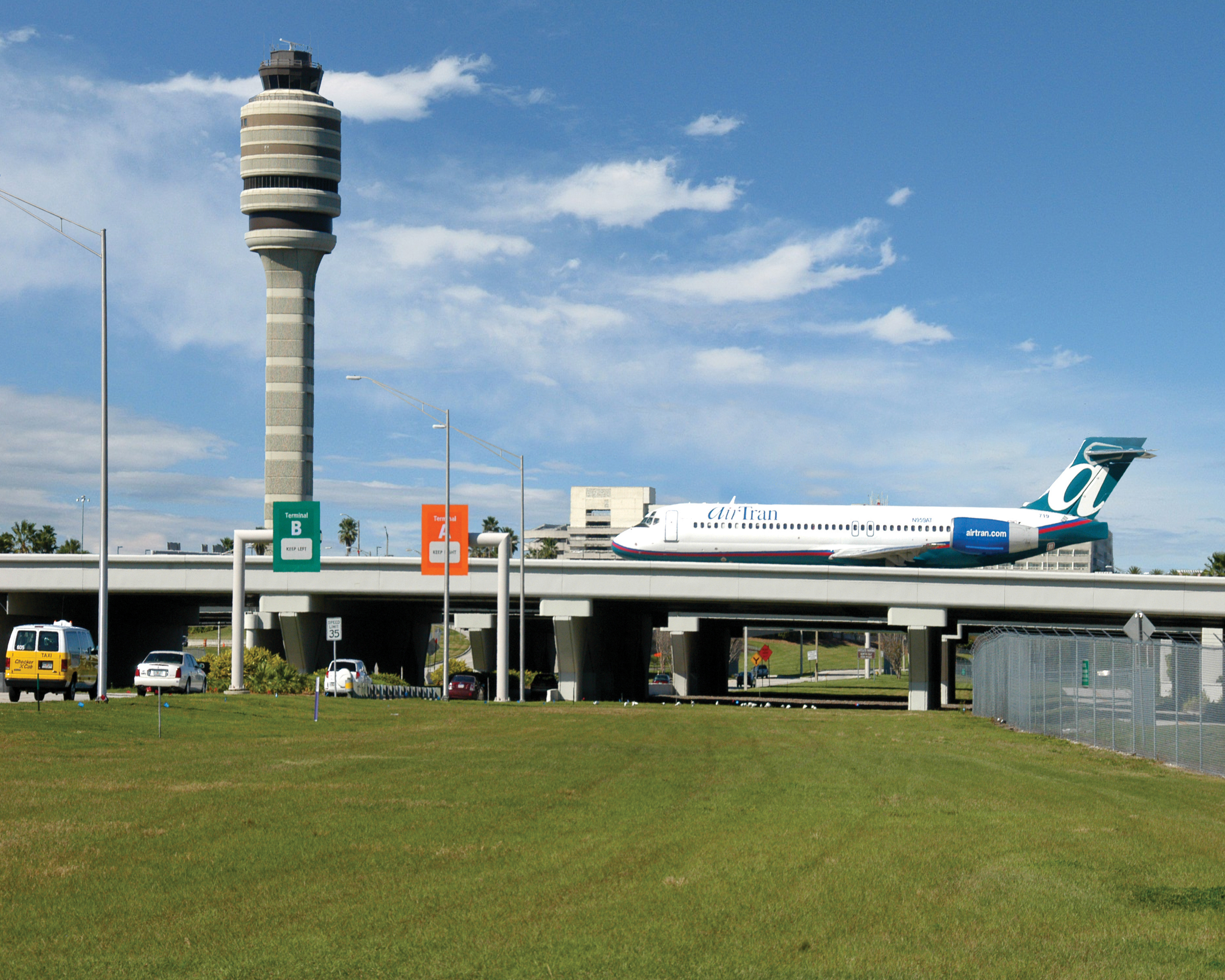 FAA Tower & AirTran