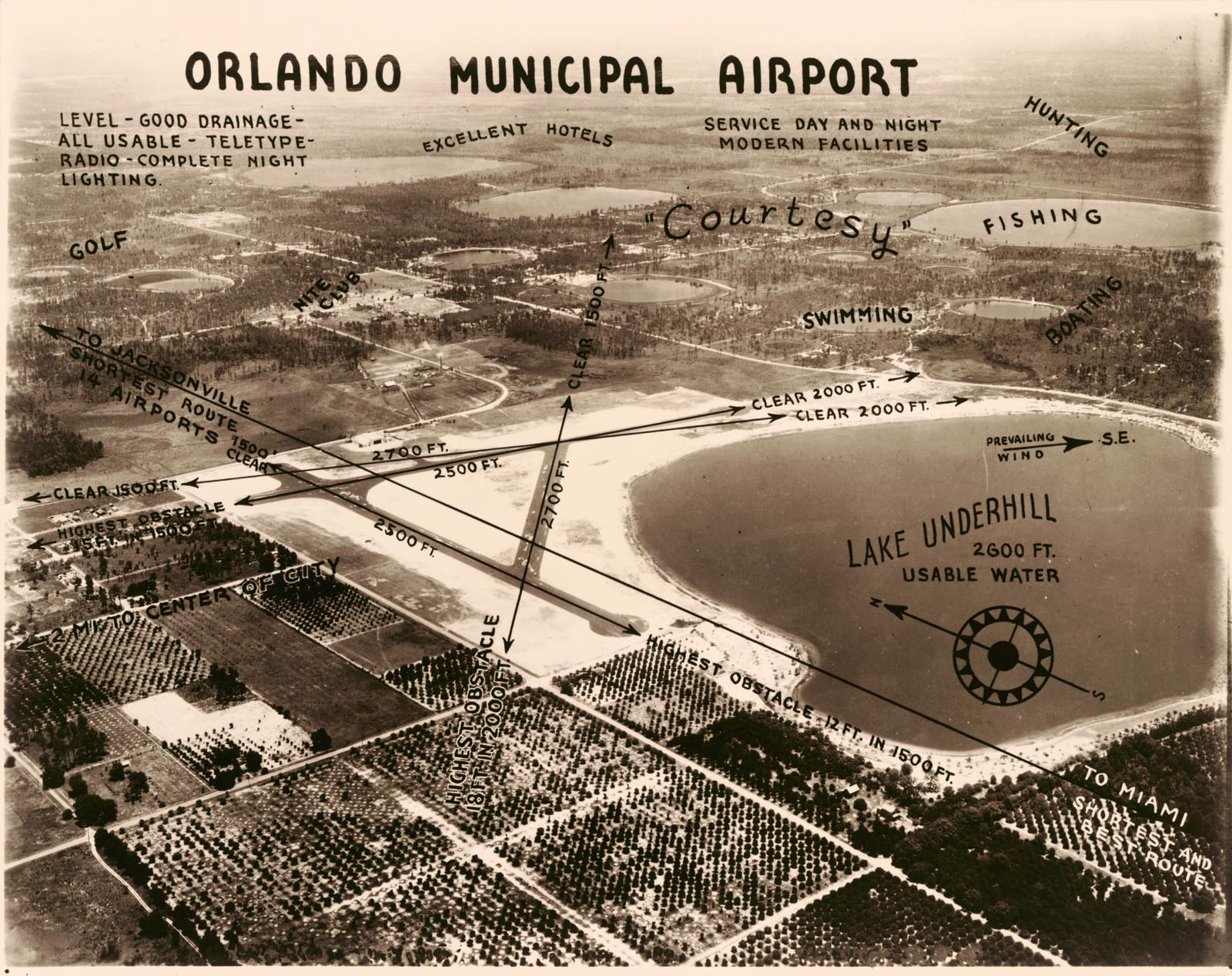 Orlando Aerial