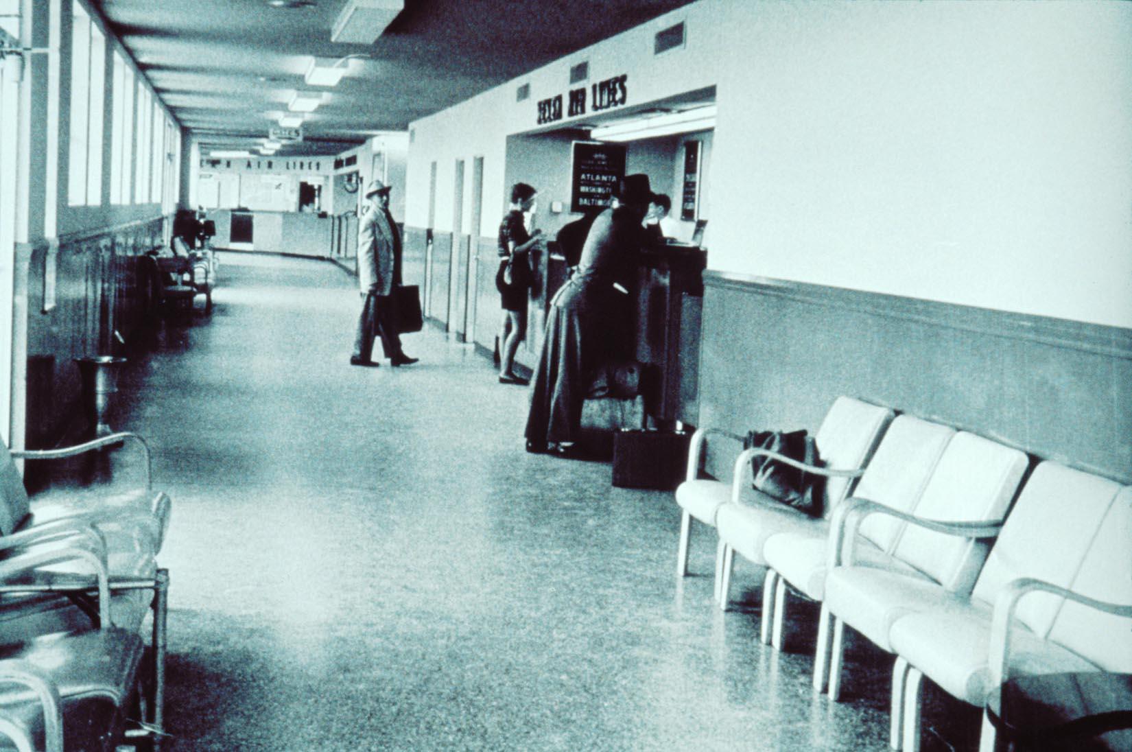 Terminal Interior