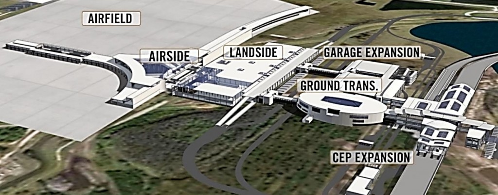GOAA Board Approves Plan to Build New South Terminal at Orlando International Airport