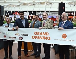 Airside 2 Food Court Grand Opening