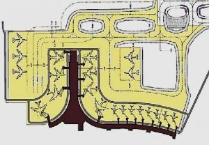 South Terminal Gate Layout