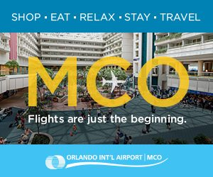 MCO - Flights Are Just The Beginning